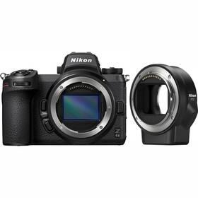 Nikon Z 6II + FTZ ADAPTER KIT čierny