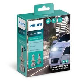 Philips LED H4 Ultinon Pro5000 HL 2 ks (11342U50CWX2)