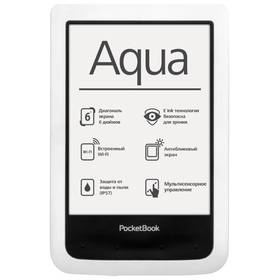 Pocket Book Aqua 640 (PB640-B-WW) bílá + Doprava zdarma