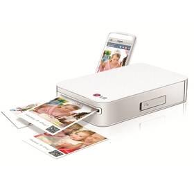 Tlačiareň LG PD233, BT, NFC, QR Code, USB 2.0 (PD233.DPOLLLK) biela