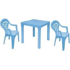 IPAE dětský - odnímatelné nohy - plast/modrý modré/plast
