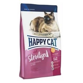 HAPPY CAT ADULT Sterilised - Kastrát 10 kg