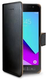 Celly Wally pro Samsung Galaxy Xcover 4 (G390) (WALLY654) černé