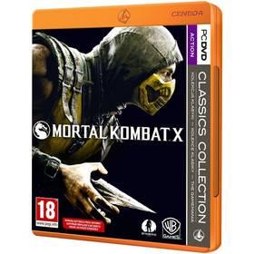 Hra Ostatní PC Mortal Kombat X (klasická kolekce) (PC HRA)