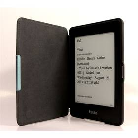 C-Tech AKC-05 pro Amazon Kindle PaperWhite, Wake / Sleep, hardcover (AKC-05BK) čierne