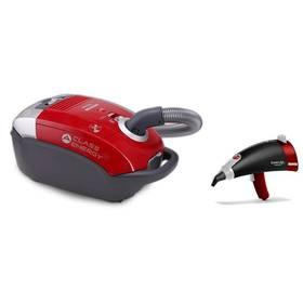 Hoover AT70_ATSG011 + SSNHB 1300 černý/červený (poškozený obal 3540200142)