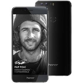 Mobilný telefón Honor 8 Dual SIM čierny