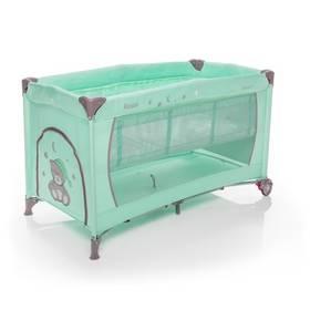 Zopa Nanny s polohováním, Menthol Mint zelená + Doprava zdarma