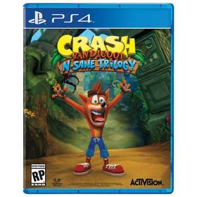 Activision PlayStation 4 Crash Bandicoot N.Sane Trilogy (CEP411501)