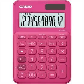Casio MS 20 UC RD růžová