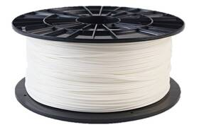 Tlačová struna (filament) Plasty Mladeč 1,75 PETG, 1 kg (F175PETG_WH) biela