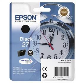 Epson Black 27 DURABrite Ultra Ink (C13T27014010)
