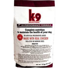 K-9 Hi-Performance 20 kg + Antiparazitní obojek za zvýhodněnou cenu + Doprava zdarma