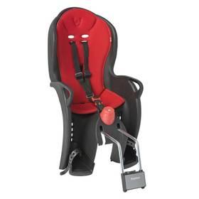 Hamax SLEEPY černá/červená + Reflexní sada 2 SportTeam (pásek, přívěsek, samolepky) - zelené v hodnotě 58 Kč + Doprava zdarma