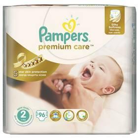 Pampers Premium Care New Baby Jumbo Pack vel. 2, 3-6kg, 96ks