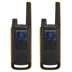 Motorola TLKR T82 Extreme (D8P00811YDEMAG) čierny/žltý