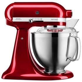 KitchenAid Artisan 5KSM185PSECA červený
