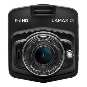 LAMAX C4 čierna
