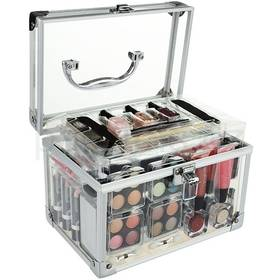 Sada dekoratívnej kozmetiky Makeup Trading Schmink Set Transparent