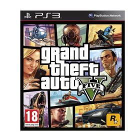 RockStar PlayStation 3 Grand Theft Auto V (428283)