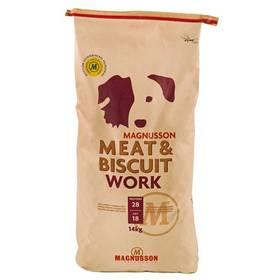 Magnusson Meat & Biscuit Work 14 kg + Doprava zdarma