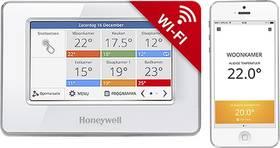 Honeywell EvoTouch Wi-Fi, Cz lokalizace (ATC928G3026) + Doprava zdarma