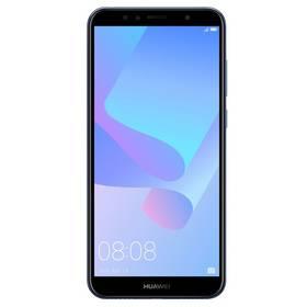Huawei Y6 Prime 2018 Dual SIM (SP-Y6P18DSLOM) modrý Software F-Secure SAFE, 3 zařízení / 6 měsíců (zdarma) + Doprava zdarma