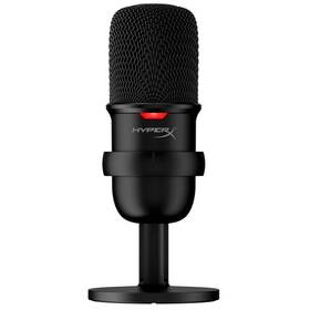 Mikrofón HyperX SoloCast (HMIS1X-XX-BK/G) čierny