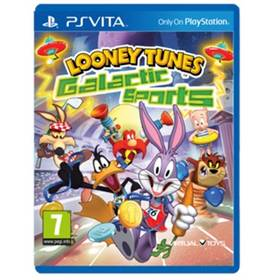 Sony PS VITA Hra Looney Tunes Galactic Sports (PS719838432)