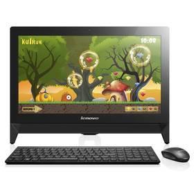 PC all in-one Lenovo IdeaCentre AIO C20-00 (F0BB00VTCK) čierny
