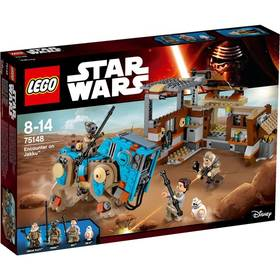 Lego® Star Wars TM 75148 Encounter on Jakku - Setkání na Jakku