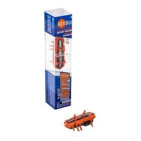 HEXBUG Nano V2 Nitro oranžový