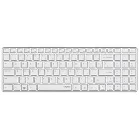 Rapoo E9110, CZ+SK layout (17994) bílá (vrácené zboží 8800656314)