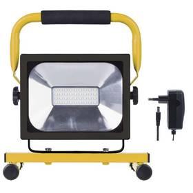 EMOS 20W, studená bílá, 1500lm, přenosný, akumulátorový (1531281020) žlutý + Doprava zdarma