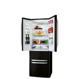 Kombinácia chladničky s mrazničkou Hotpoint-Ariston Quadrio E4D AAA B C čierna