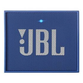 Přenosný reproduktor JBL GO modrý