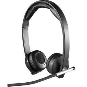 Logitech Dual H820e (981-000517) černý