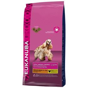 Eukanuba Adult Small & Medium Light/Weight Control 15 kg