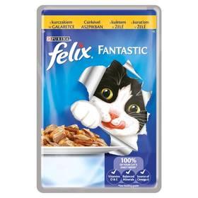 Felix Fantastic s kuřetem v želé 100g