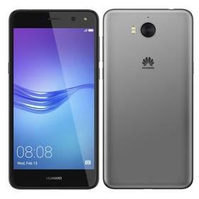 Huawei Y6 2017 Dual SIM (SP-Y617DSTOM) šedý Software F-Secure SAFE, 3 zařízení / 6 měsíců (zdarma) + Doprava zdarma