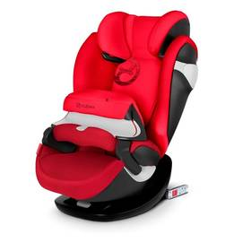 Cybex Pallas M-fix 2018, 9-36kg, Rebel Red + Doprava zdarma
