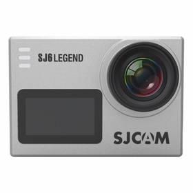 SJCAM SJ6 Legend stříbrná (vrácené zboží 8800461038)