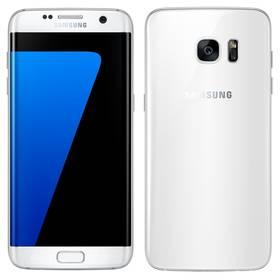 Samsung Galaxy S7 edge 32 GB (SM-G935FZWAETL) bílý (vrácené zboží 8800061336)