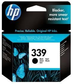 HP No. 339, 21ml, 860 stran, (C8767EE) černá