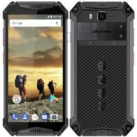 UleFone Armor 3W Dual SIM (ULE000292) čierny