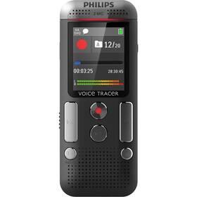 Diktafon Philips DVT2510 černý (vrácené zboží 8800721981)