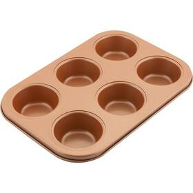 Lamart COPPER LT3091 6 muffinů
