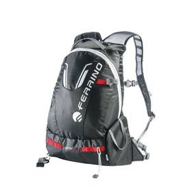 Batoh Ferrino skialpový LYNX 20L - černá + Taška přes rameno Coleman ZOOM - (1L, černá), 12 x 15 x 8,5 cm, 160 g, vhodná na doklady, mobil, klíče v hodnotě 259 Kč + Doprava zdarma