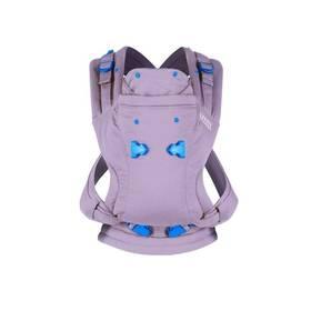 Nosič dieťaťa We made me Pao Papoose ergonomický, Lavender fialová
