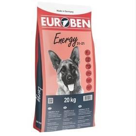EUROBEN Energy 31-21 / 20 kg + Antiparazitní obojek za zvýhodněnou cenu + Doprava zdarma